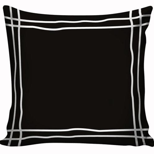 Capa de almofada Black & White 9