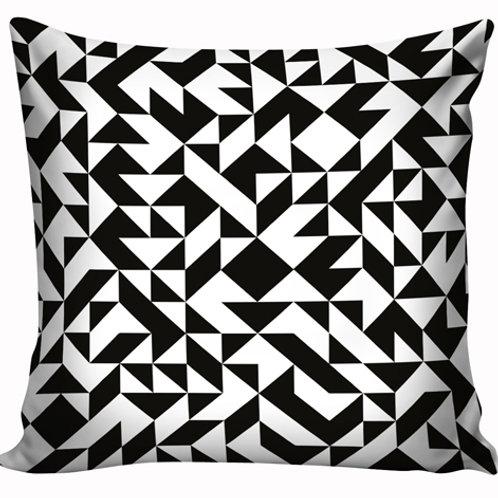 Capa de almofada Black & White 2