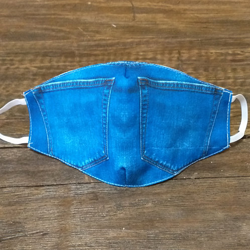Máscara Jeans 2