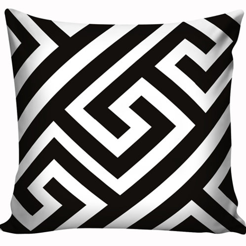 Capa de almofada Black & White 11