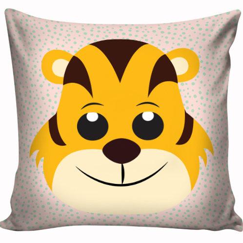 Capa de almofada Tigre