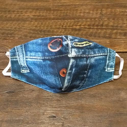 Máscara Jeans 1