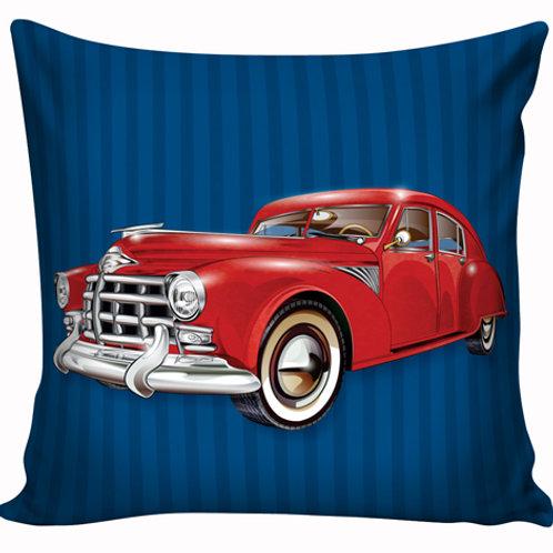 Capa de almofada Car Red