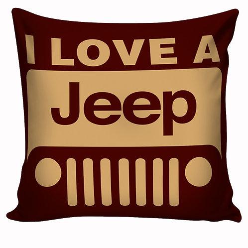 Capa de almofada Jeep 20
