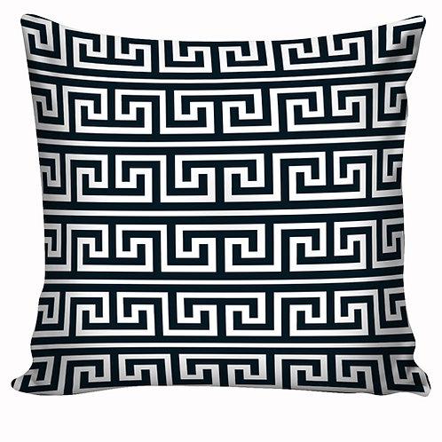 Capa de almofada Black & White 10