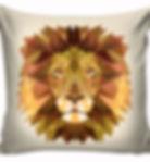 Capa de almofada Animais