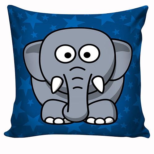 Capa de almofada Elefantinho