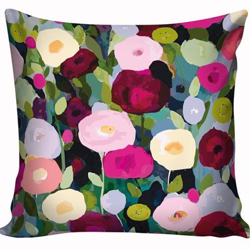 Capa de almofada Flores 1