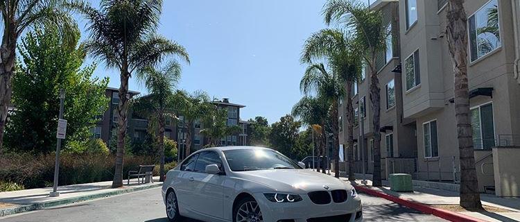 BMW 3 - E92