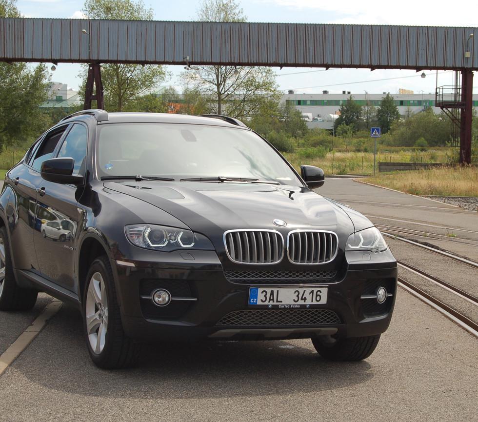 BMW X5 - E71