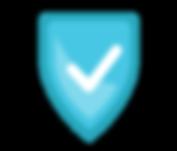 Güvenli Simge - Mavi