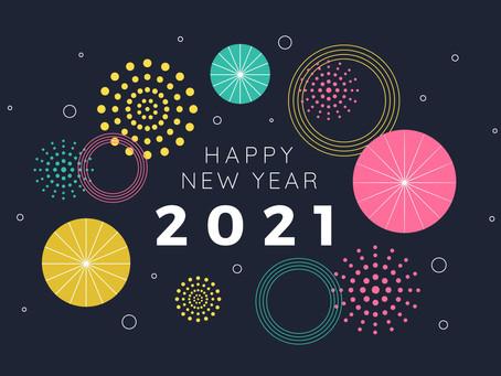 Ein frohes neues Jahr - das ist NEU in 2021
