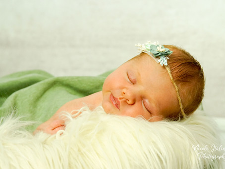 Gechilltes Newborn Shooting