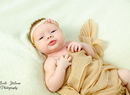 Emotionales Baby Fotoshooting