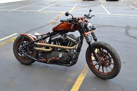 Let's give your Harley a fresh look like