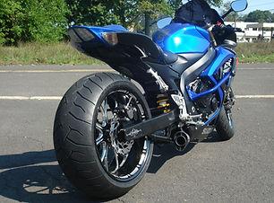 240mm 300mm 330mm 360mm tire kit fat tire kit big tire kit