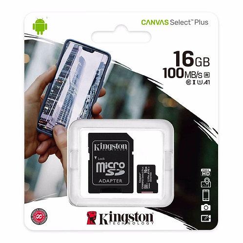 Kingston Canvas Select Plus 16GB
