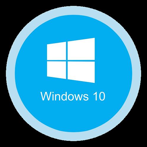 Microsoft Windows 10 OEM 32bit, 64bit