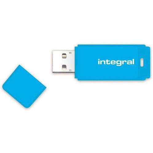 Integral 16GB Neon USB Flash Drives - 12Mb/s