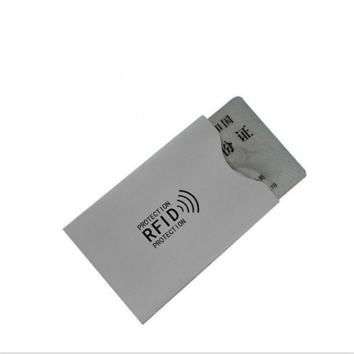 RFID Card Sleeve Wallet Blocking Protector Debit Contactless