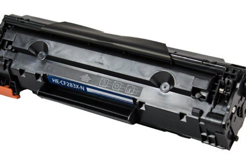 HP 83X (CF 283X) TONER CTG, BLACK, 2.2K HIGH YIELD