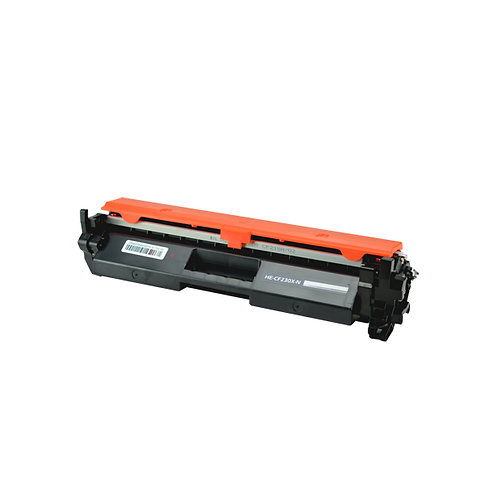 HP 30X (CF 230X) TONER CTG, BLACK, 3.5K HIGH YIELD (WITH CHIP)