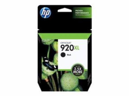 HP 920XL - High Yield - black - original