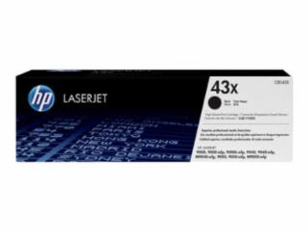 HP 43X C8543x - High Yield - black - original - LaserJet - toner cartridge