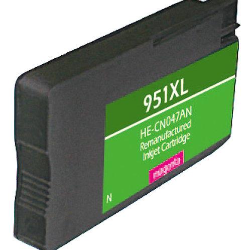 HP 951XL (CN047AN) INKJET CTG, MAGENTA, 1.5K HIGH YIELD, READ INK LEVEL