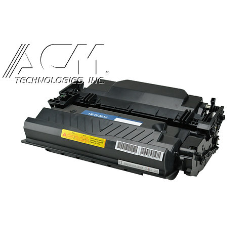 HP 87X (CF 287X) TONER CTG, BLACK, 18K HIGH YIELD
