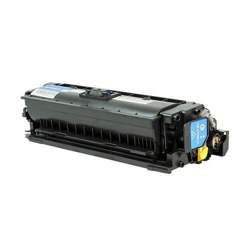 HP 508X (CF 361X) TONER CTG, CYAN, 9.5K HIGH YIELD