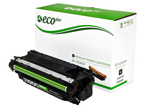 HP 649X (CE 260X) TONER CTG, BLACK, 17K HIGH YIELD