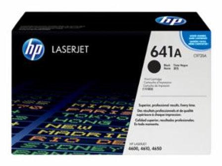 HP 641A (C9720A)  - Black - original