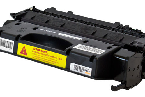 80X (CF 280X) TONER CTG, BLACK, 6.9K HIGH YIELD