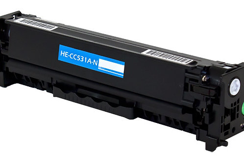 HP 304A (CC 531A) TONER CTG, CYAN, 2.8K YIELD