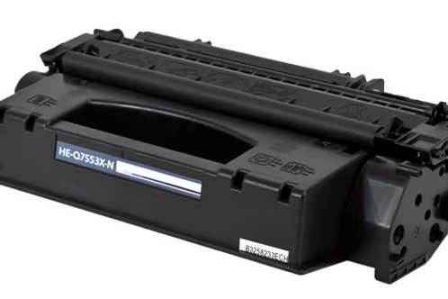 HP 53X (Q7553X) TONER CTG, BLACK, 7K HIGH YIELD