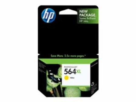 HP 564XL - 6 ml - High Yield - dye-based yellow