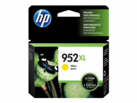 HP 952XL - 20 ml - High Yield - yellow - original