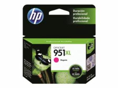 HP 951XL - High Yield - magenta - original - ink cartridge