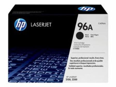 HP 96A C4096A- Black - original - LaserJet - toner cartridge (C4096A)