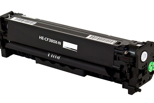 HP 312X (CF 380X) TONER CTG, BLACK, 4.4K HIGH YIELD
