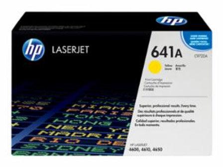 HP 641A (C9722A) - Yellow - original - LaserJet - toner cartridge