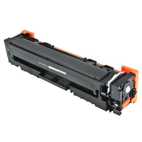 HP 202X (CF 500X) TONER CTG, BLACK, 3.2K HIGH YIELD