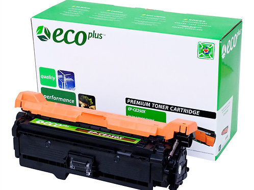 HP 504X (CE 250X) TONER CTG, BLACK, 10.5K HIGH YIELD