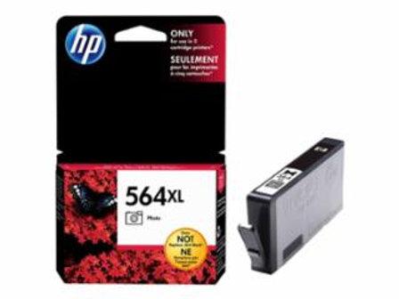 HP 564XL - High Yield - photo black