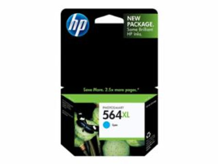 HP 564XL - 6 ml - High Yield - dye-based cyan
