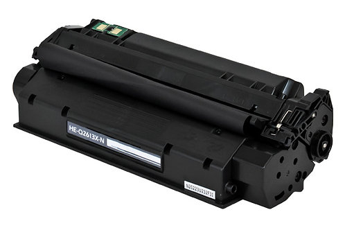 HP 13X (Q2613X) TONER CTG, BLACK, 4K HIGH YIELD