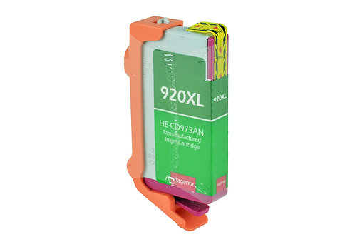 HP 920XL (CD973AN) INKJET CTG, MAGENTA, 700 HIGH YIELD, WITH SCC CHIP