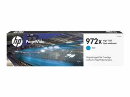 HP PAGEWIDE PRO 452DN 972X HI CYAN INK
