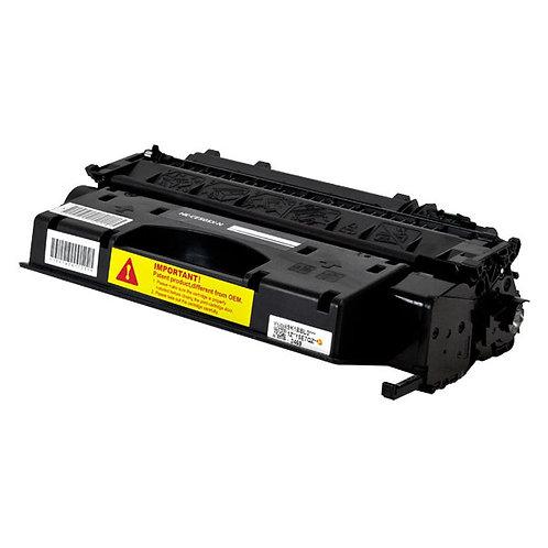 HP 05X (CE 505X) TONER CTG, BLACK, 6.5K HIGH YIELD